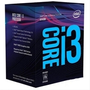 INTEL CORE i3-8350K 4GHZ 8MB SOCKET 1151 gen8-DESPRECINTADO