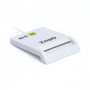 LECTOR EXTERNO DNIe / DNI 2.0 USB TOOQ WHITE
