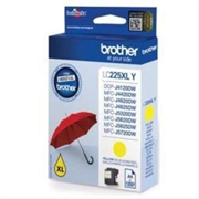 TINTA BROTHER LC225XL AMARILLO