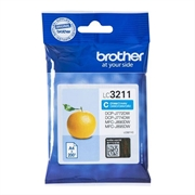 TINTA BROTHER LC3211 CYAN