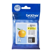 TINTA BROTHER LC3211 YELLOW