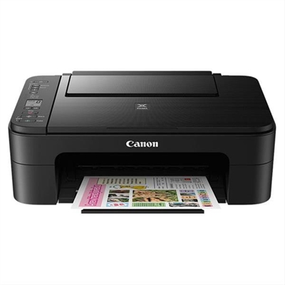MULTIFUNCION CANON PIXMA TS3150 TINTA WIFI BLACK OUTLET