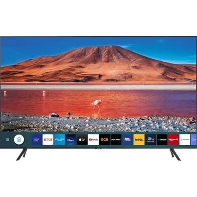 "TV 50"" SAMSUNG 50TU7072U 4K UHD HDR10 SMART TV WIFI"