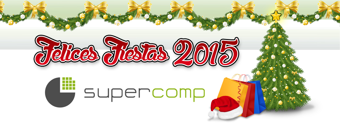 Supercomp Digital Felices Fiestas
