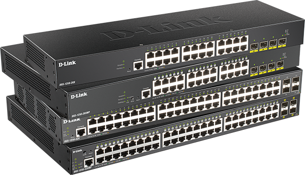 serie de switches DGS-1250