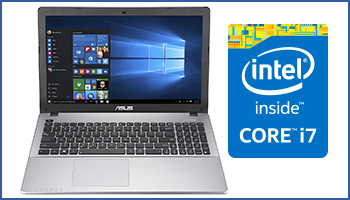 El procesador Intel Core i7-6700HQ