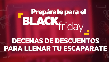 Prepárate para el Black Friday 2019 con las ofertas de Supercomp Digital
