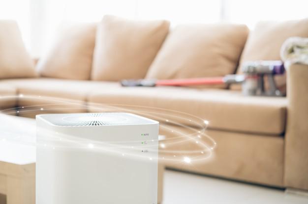 habitación-purificador-aire